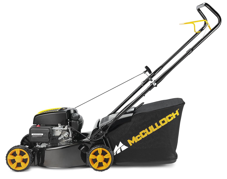 Mcculloch 967682601 967682601-Cortacésped M40-120 Classic, 1600 W, Negro: Amazon.es: Bricolaje y herramientas