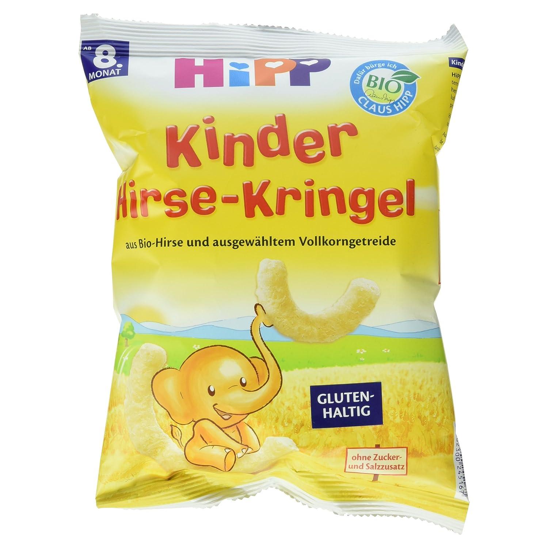 Hipp Bio Kinder Hirse-Kringel, 30 g 2242262-0