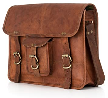 Messenger Bags Umhängetasche Aktentasche York Berliner 34LRAj5
