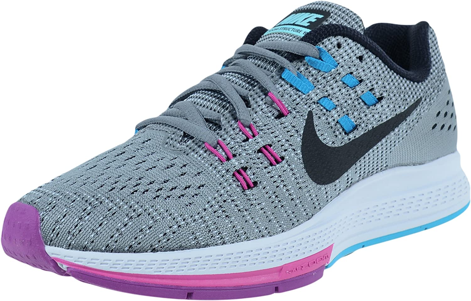 NIKE W Air Zoom Structure 19, Zapatillas de Running para Mujer