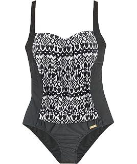 380b50153ef7 Lascana Damen Badeanzug  Amazon.de  Bekleidung
