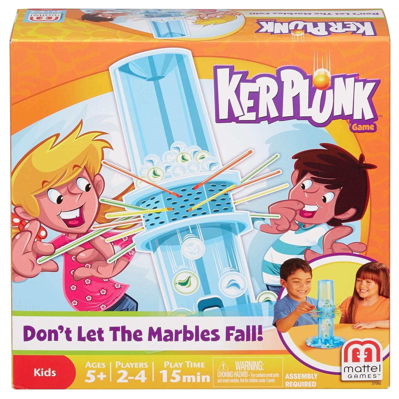B0000205X3 Mattel Games Ker Plunk Game 81kae5XMWJL