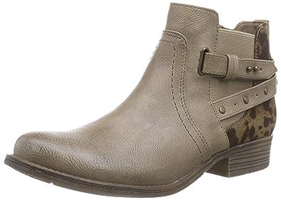 Bottes Et Chaussures Sacs Chelsea Femme 1167510 Mustang 5RTq6F