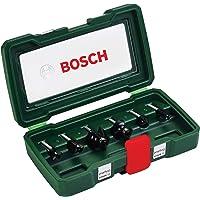 Bosch 2607019463 - Set con 6 fresas