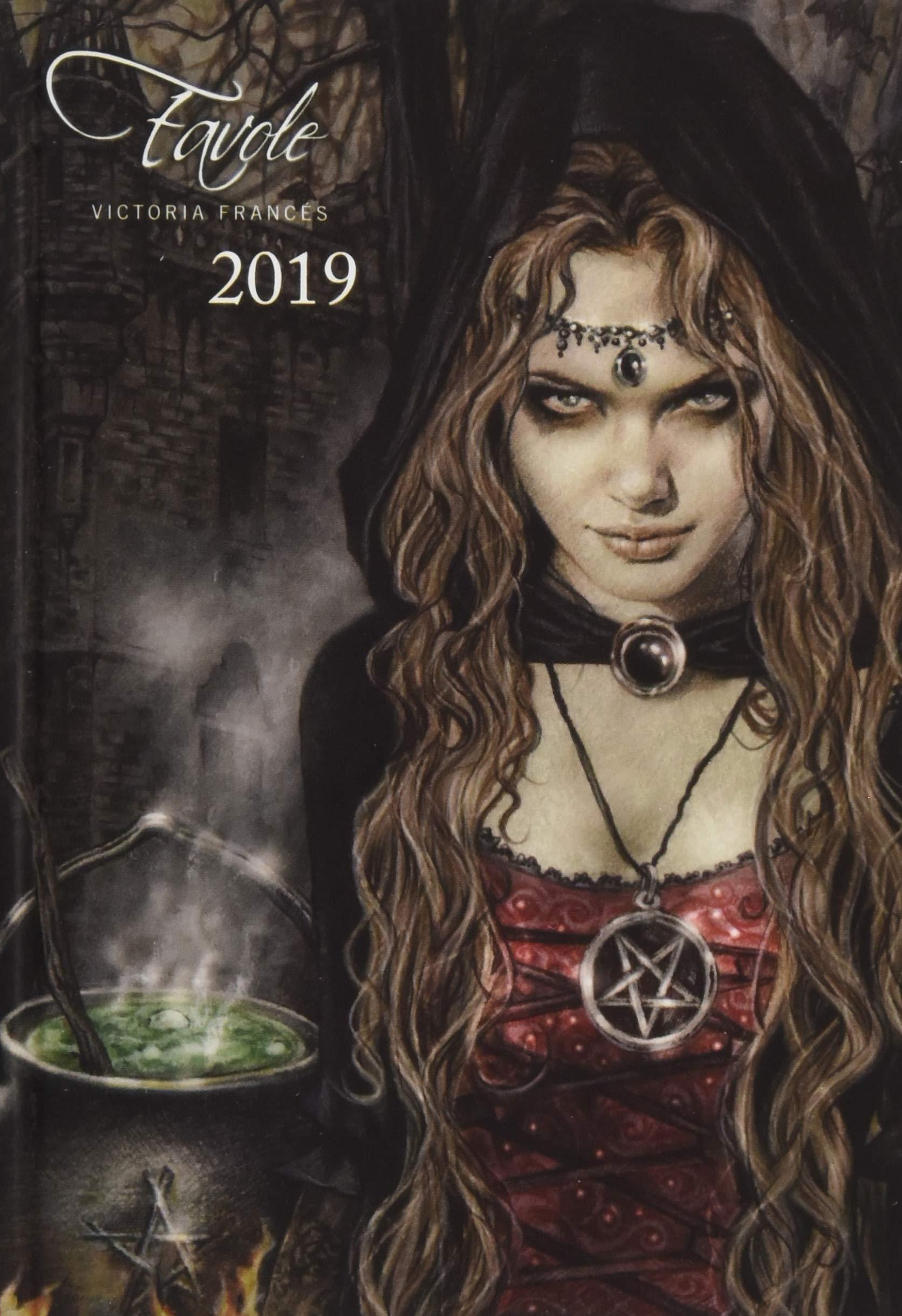 Favole Kalenderbuch 2019: Amazon.es: Victoria Francés: Libros en idiomas extranjeros