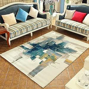 WSJTT Rugs, Pads & Protectors Area Rugs Soft Modern Indoor Large Rug for Bedroom Livingroom Dorm Kids Room Home Decorative (Size : 1.6×2.3M)