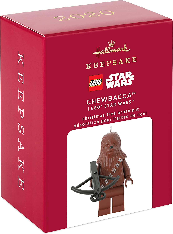 Hallmark Cubeez Star Wars CHEWBACCA Metal Box Chewie Desktop Storage New