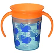 Miracle® 360 Deco Trainer Cup - 6oz (Blue Whale)