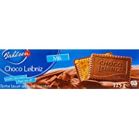 Bahlsen Choco Leibniz Milk Chocolate Butter Biscuits - 125 grams
