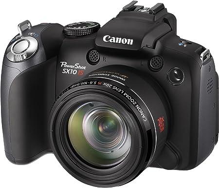 Canon PowerShot SX10 IS - Cámara Digital Compacta 10 MP: Amazon.es ...