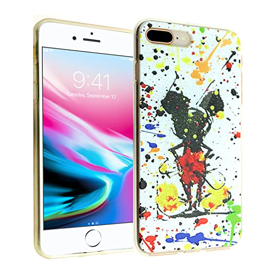 Family World Watercolors Mickey Minnie Mouse Clear Soft Tpu Silicone Cover Case For Iphone Xs Max Xr X 6 6s 7 8 Plus To Rank First Among Similar Products Boys' Shoes Kids' Clothes, Shoes & Accs.