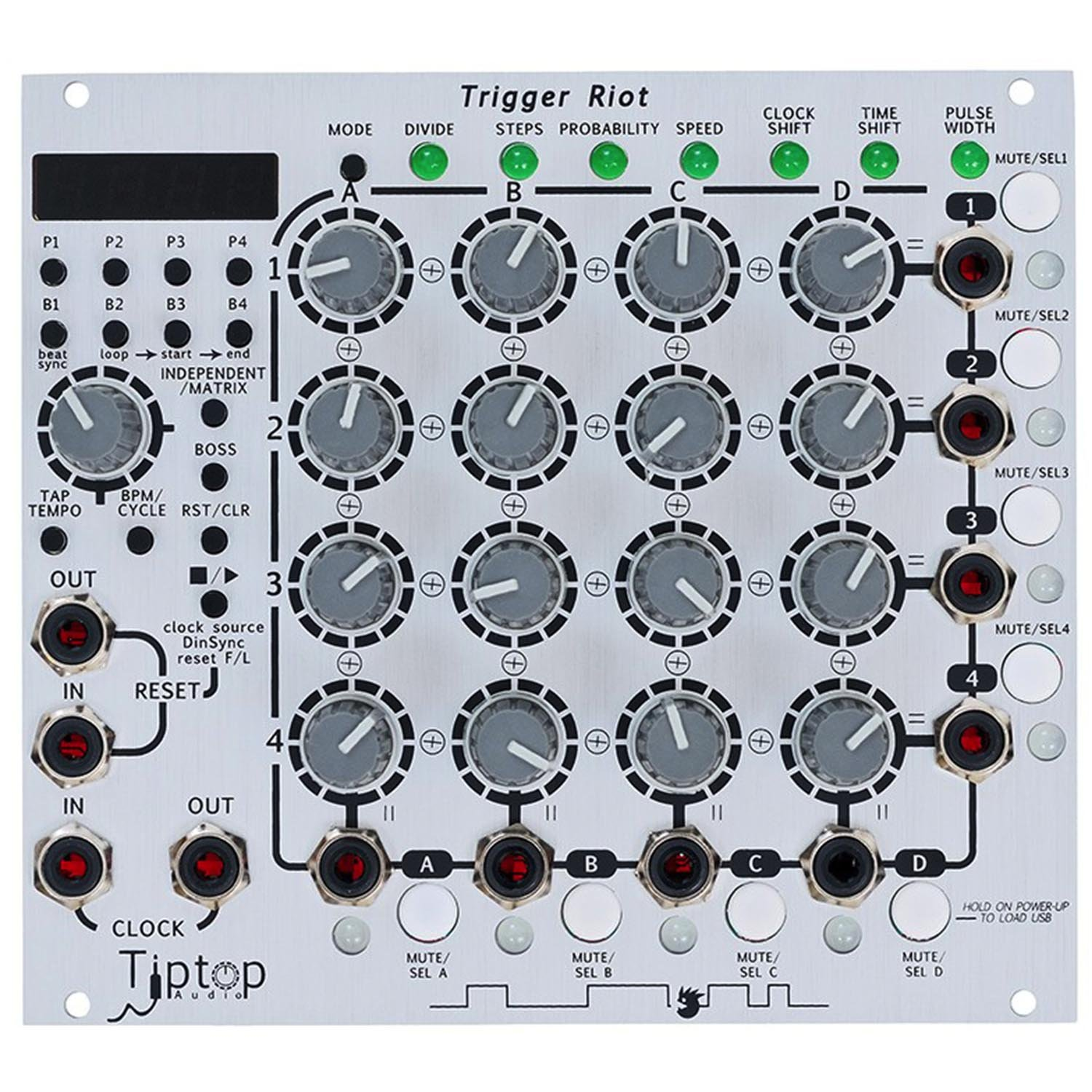 Tiptop Audio Trigger Riot Sequencer by Tiptop Audio