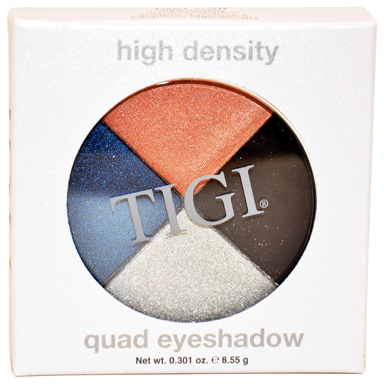 Tigi High Density Quad Eyeshadow, Last Call, 0.301 Ounce
