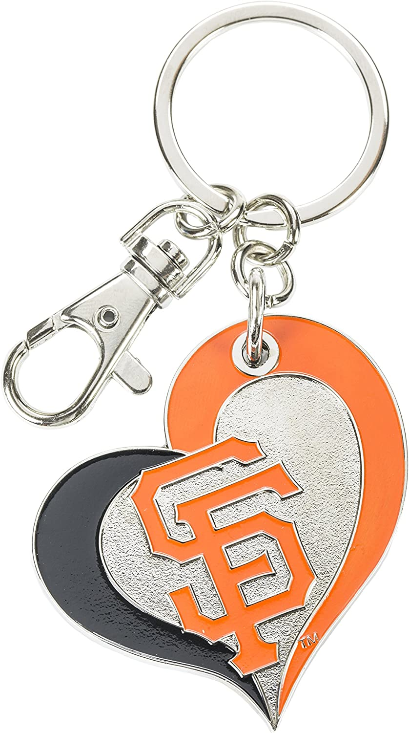Amazon.com: aminco MLB San Francisco Giants - Llavero con ...