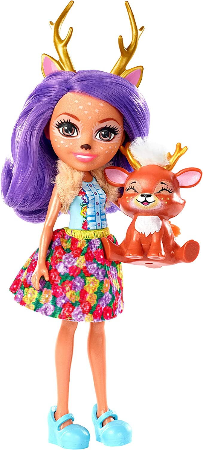 Enchantimals Danessa Deer Doll
