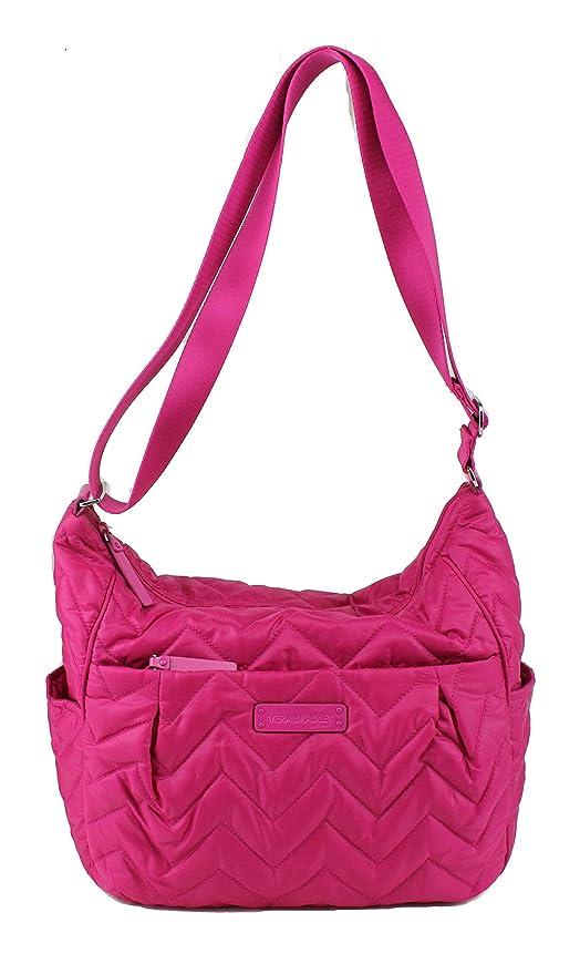 29582990f85d Buy Vera Bradley Puffy Crossbody Baby Bag in Fuchsia Online at Low ...