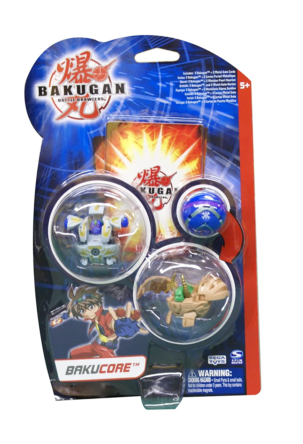 Amazon bakugan starter pack styles and colors vary toys games voltagebd Gallery