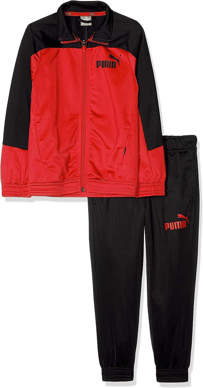 Puma Poly Tricot Suits, Closed B Chándal, Niños, 852125, Ribbon ...