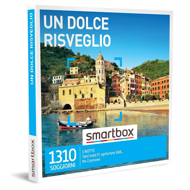 Smartbox - Un dolce risveglio Cofanetto Regalo Soggiorni ...