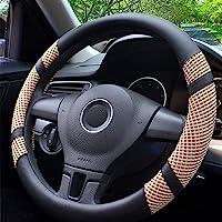 Lifetooler Stuurwielhoes Type D Universeel Antislip Stuurwiel Bescherming Vlakke Onderste Auto Stuurwiel Bescherming…