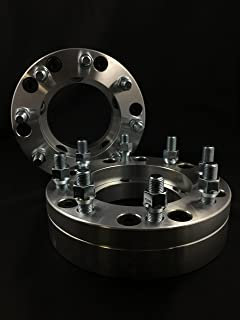 Change Bolt Pattern Customadeonly 4 Pieces 2 50mm Lug Centric Conversion Wheel Rim Adapters Spacers Change Bolt Pattern 14x1.5 Thread Pitch 126mm Center Bore 8x6.5 to 8x170