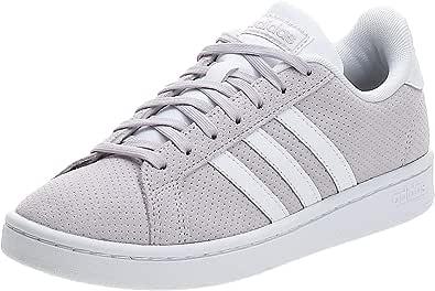 حذاء رياضي جراند كورت للنساء من اديداس، مقاس EE7476