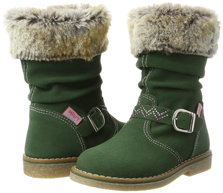 Prinzessin Lillifee Girls Boots Green