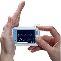 MedX5 (Upgrade 2019) 2,4' Touch Display, wireless Herzfrequenzmesser, EKG Gerät mit Farbdisplay, deutsche Menüführung und Anleitung