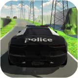 Police Chase Drive Simulator