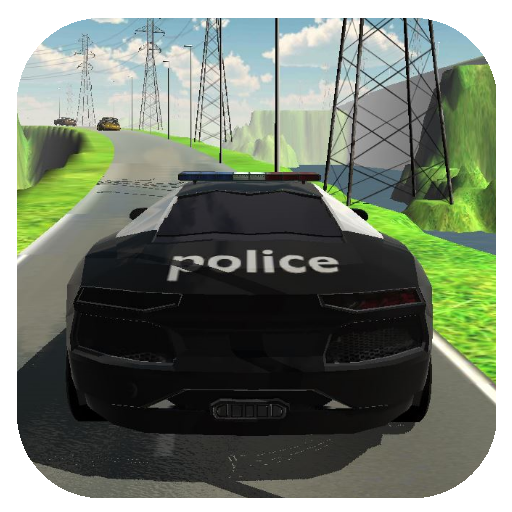 Police Chase Drive Simulator