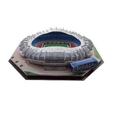 3D Puzzle - Anoeta Estadioa - Real Sociedad: Juguetes y juegos