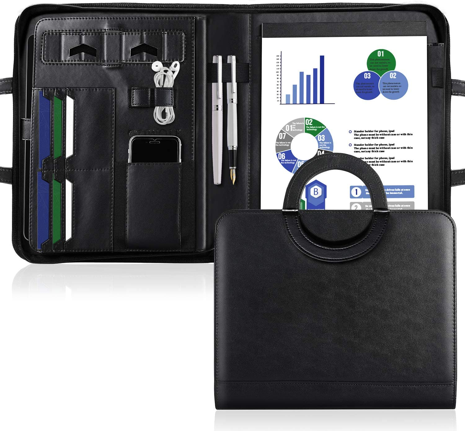 Best padfolio with calculator 2020