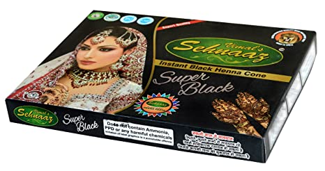 Buy Super Black Henna Cone Online At Low Prices In India Amazon In