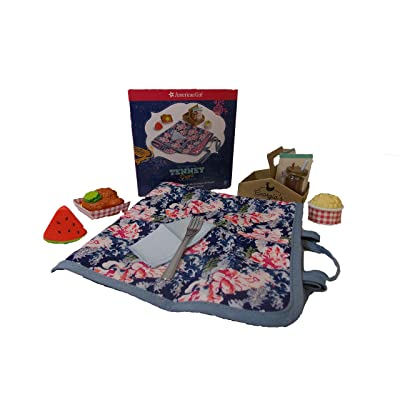 American Girl Tenney's Picnic Set: Toys & Games
