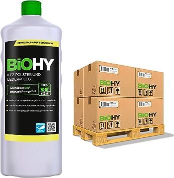 BIOHY Rivestimenti per Auto e Cura della Pelle (480 Bottiglie da