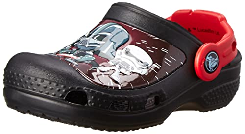 d79adf11e8 crocs Kids  CC Star Wars Darth Vader Clog (Toddler Little Kid)