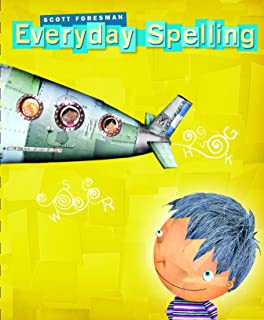 Everyday spelling 2008 student edition consumable grade 4 scott spelling 2008 student edition consumable grade 2 fandeluxe Images