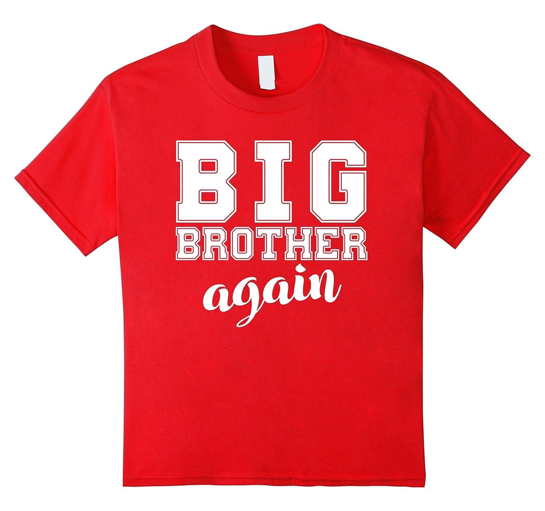 Big Brother Again T Shirt Royal-Veotee