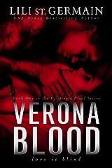 Verona Blood Kindle Edition