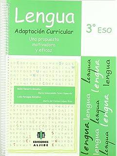 Lengua: 3º de ESO. Adaptación curricular