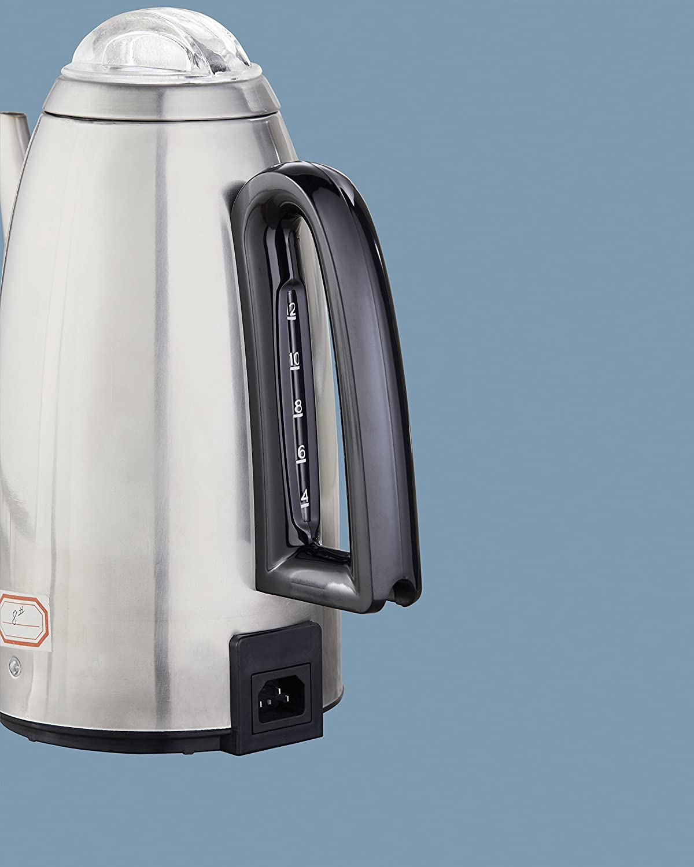Amazon.com: Hamilton Beach Brands 40614 Percolador de café ...