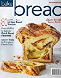 (Free Shipping) Bake from Scratch BREAD April 2018 Magazine