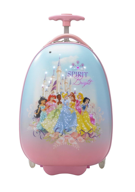 STARK REDUZIERT - 50% SALE - PREMIUM DESIGNER Hartschalen Koffer - Heys Disney LED Princess toll für Kinder