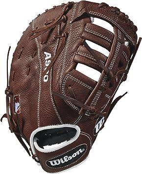 2018 A900 12.5 Left-Hand Baseball Glove Jugador polivalente Left-Hand Baseball Glove, Jugador polivalente, 12.5, Unclassified, Unisex, Marr/ón Wilson Sporting Goods Co Guantes de b/éisbol