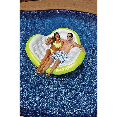 Swimline Lotus Blossom Double Comfort Lounge: Toys & Games