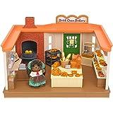 Sylvanian Families - 5237 - Boulangerie Traditionnelle Et Figurine