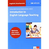 Introduction to English Language Teaching (Uni-Wissen Anglistik/Amerikanistik)