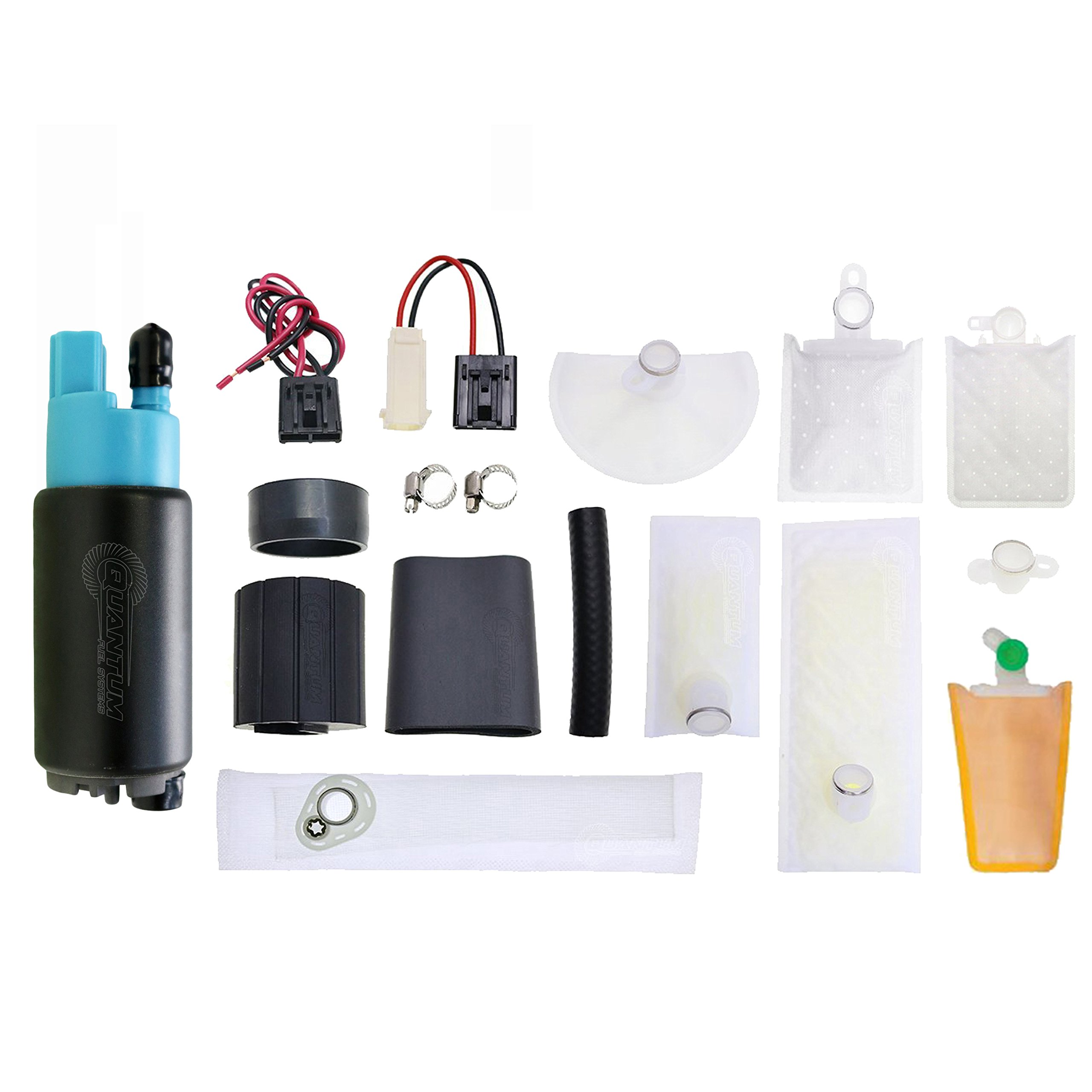 HFP-382 Replacement Fuel Pump with Strainer and Installation Kit by HFP