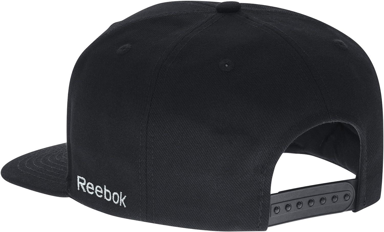 NHL Mens High Box Flat Brim Snapback Cap