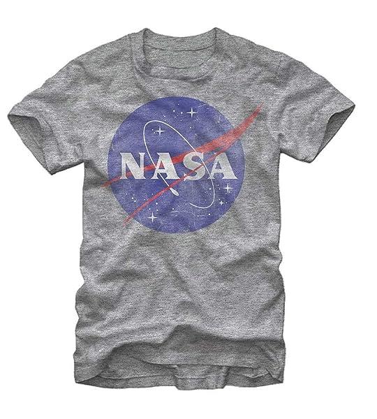 Plusa Nasa Logo S Graphic T Shirt